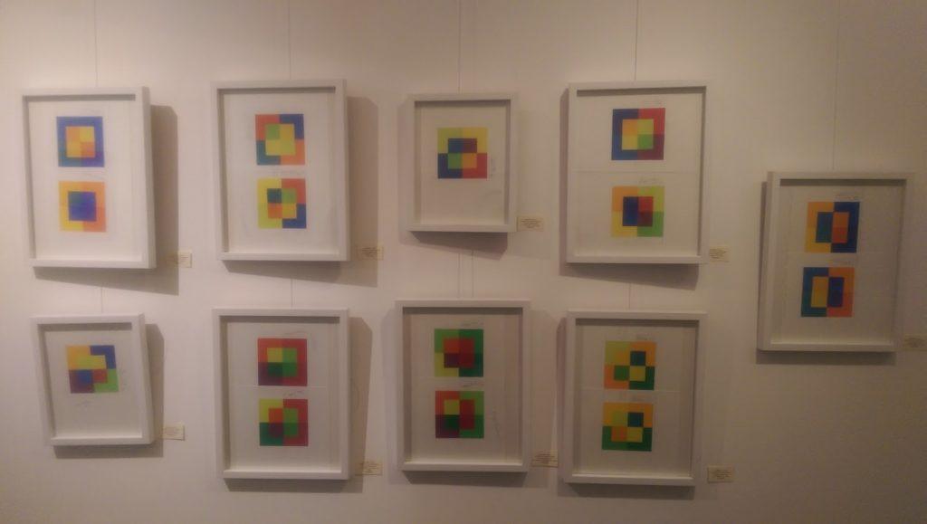 Oeuvres de Jacqueline Carron