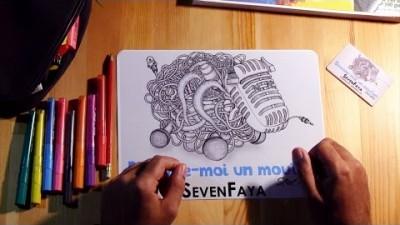 SevenFaya - Dessine-moi un mouton #DMUM